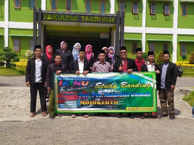 Studi Banding Ke. Institut Pesantren KH Abdul Chalim (IKHAC)