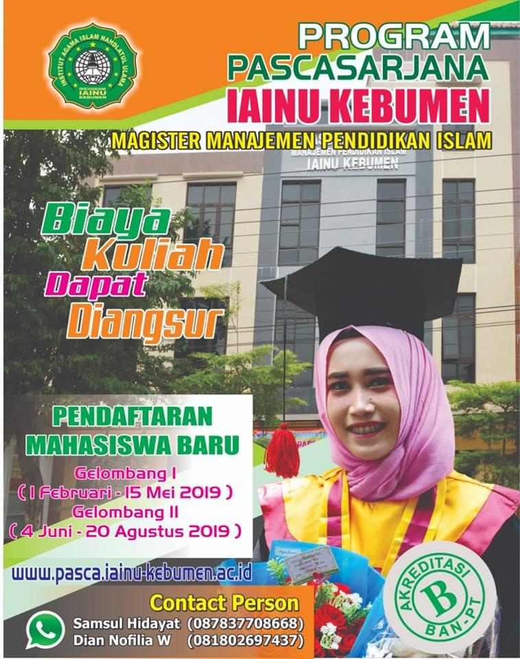 PENDAFTARAN MAHASISWA BARU T.A 2020/2021